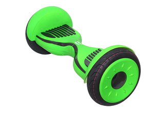 Smart Balance sport PREMIUM 10.5, защита от возгорания АКБ   (зеленый матовый)