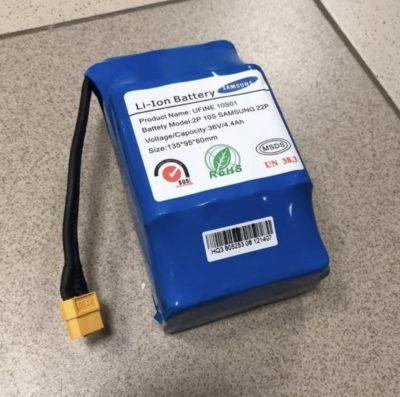 Аккумулятор для гироскутера 10 и 10.5