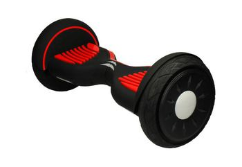 Smart Balance sport PREMIUM 10.5, защита от возгорания АКБ  (черно-красный)