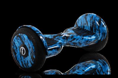Гироскутер iBalance 10.5 PREM iB105A009 Tao Tao APP + самобаланс (синий огонь)