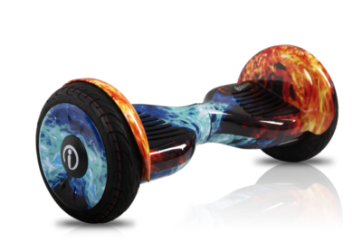 Гироскутер iBalance 10.5 PREM iB105A083 Tao Tao APP + самобаланс (сине-красный огонь )