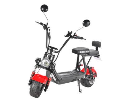 Электроскутер Citycoco WS-MINI R 1200W