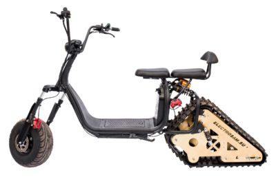 Гусеничный модуль «драйвовый» для элекроскутера СитиКоко.